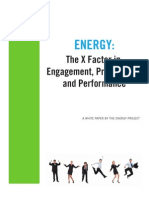 The Energy Project -WhitePaper-2011