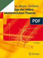 Grundzüge Der Mikroökonomischen Theorie ( PDFDrive.com )