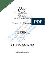 Tinsimu Ta Ku Twanana