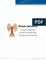 Elfiq White Paper - Deploying 3G-4G