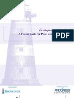 FINAL-Saugatuck Progress Cloud Development  Framework Paper-July 14  2010