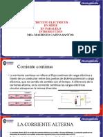 INTRODUCCION A CIRCUITOS CC Y CA