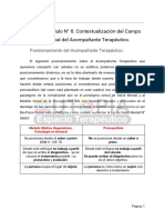 Módulo 8 Contextualización del Campo Profesional del A.T