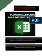 Planilha de Controle de Ativos Versão 1.2