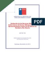 Informe Técnico SDT Nº376