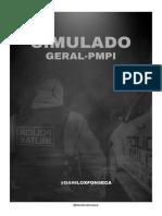 2° Simulado PM PI soldado