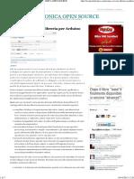 Come Scrivere Una Libreria Per Arduino Elettronica Open Source