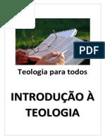 Tpt - Introdução à Teologia