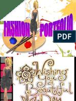 FASHION PORTFOLIO -