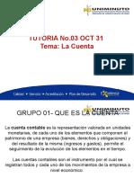 LA CUENTA NCR 2730