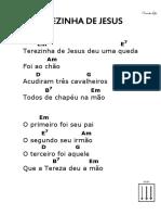 14.Terezinha de Jesus - Em
