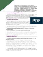 Comenius-Pedagogía