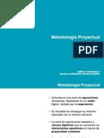 Metodología proyectual - Bruno Munari