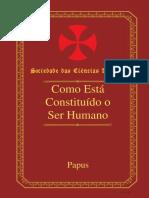 Papus - Como Está Constituído o Ser Humano