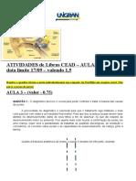 Libras ATIVIDADE 2