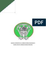 PRACTICA FORENSE DE DERECHO MERCANTIL