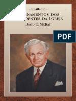 Ensinamentos dos Presidentes da Igreja  David O. McKay