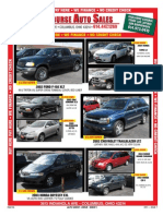 Concourse Auto Sales  - Issue 7