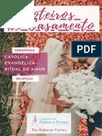 eBook Roteiro de Casamento