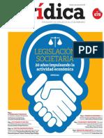 legislación societaria