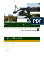 AHCML - Pakistan Investment Strategy 2011