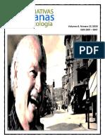 2020. Subjetividad, Sujeto y Salud Mental, Un Estudio de Caso Para Más Allá de La Lógica de La Patología
