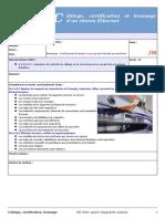 Cablage Certification Brassage Ethernet