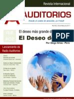 Revista Auditorios #02 para Conferencistas Profesionales