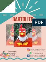 Bartolito by Maruchitacrochet