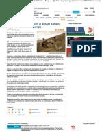 2009-07-25 - Las excavaciones reabren el debate sobre la llegada del hombre a Europa - La Opinión de Granada
