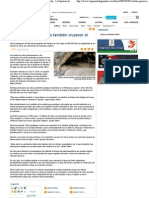 2009-09-03 - Los primeros homínidos también cruzaron el Estrecho - La Opinión de Granada