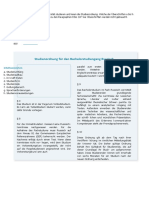 Lesen Studienordnung B2 T5