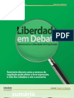 Liberdade Em Debate