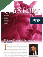 Robust Political Economy, Cato Cato's Letter No. 2