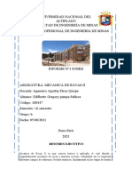 MECANICA DE ROCAS RMR - MRMR - RMR 14