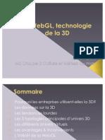 Les environnements 3D en entreprise