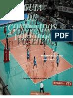 Guia de Contenidos Voleibol