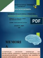 Semiologia de Memoria