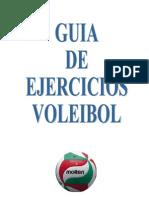 Guia de Ejercicios voleibol