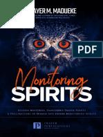 Monitoring Spirits Hidden Mysteries, Dangerous Prayer Points and Declarations