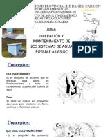 FORTALECIMIENTO DE CAPACIDADES A PRESTADORES DE SERVICIO DE
