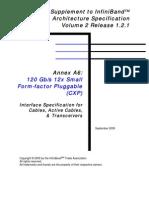 CXP Spec Release