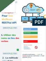 Les 10 Meilleures Pratiques Pour Une Meilleure RESTful API 1624955064