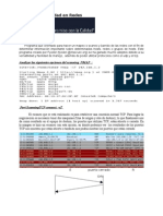 Analizar las siguientes opciones del scanning NMAP