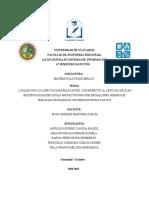 taller 2 - Articulo Reinventa Ecuador