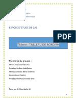 TABLEAUX DE BORD RH GROUPE N°1