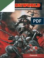 Demonworld Grundregel 2nd Edition 1