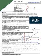 Série 2 . mouvements plans (Www.AdrarPhysic.Fr)