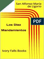 Los Diez Mandamientos - San Alfonso María de Ligorio
