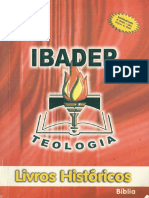 IBADEP - Curso Básico de Teologia - Livros Históricos 143